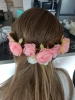 Blumen-Haarkranz