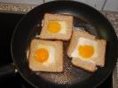 Spiegelei-Toast
